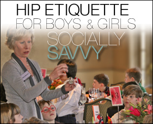 Social Etiquette Classes in New Jersey