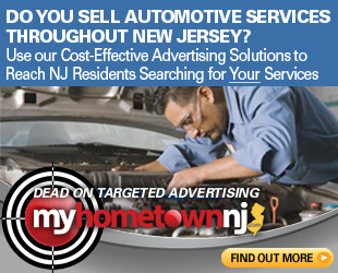 Auto Services and sales Advertising Opportunities in New Jersey