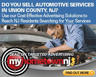Auto Services and sales Advertising Opportunities in Union County, New Jersey