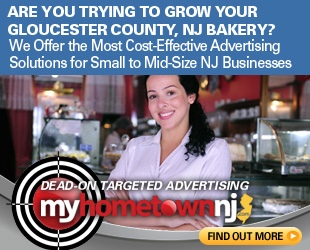 Advertising Opporunties for Gloucester County, New Jersey Bakeries