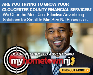 Advertising Opporunties for Financial Services in Gloucester County, NJ
