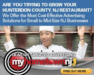 Advertising Opporunties for Chinese Restaurants in Hunterdon County, NJ