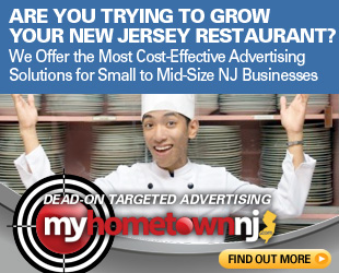 Chinese Restaurant Advertising Opportunities in New Jersey