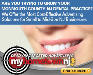 Dental Advertising Opportunities in Monmouth County, New Jersey