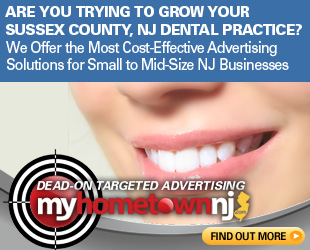 Dental Advertising Opportunities in Sussex County, New Jersey