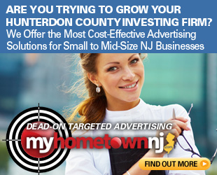 Advertising Opporunties for Advisors Services in Hunterdon County, NJ