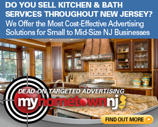 Advertising Opportunities for New Jersey Kitchen and Bath Services