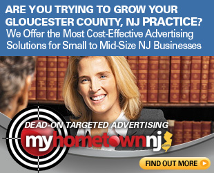 Advertising Opporunties for Legal Services in Gloucester County, NJ