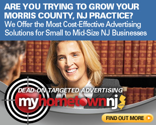 Legal Services Advertising Opportunities in Morris County, New Jersey