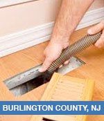 Air Duct Cleaning Services In Burlington County, NJ