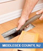 Air Duct Cleaning Services In Middlesex County, NJ