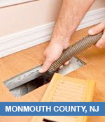 Air Duct Cleaning Services In Monmouth County, NJ