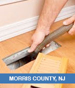 Air Duct Cleaning Services In Morris County, NJ
