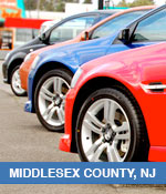 Auto Dealerships in Middlesex County, NJ