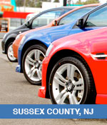 Auto Dealerships in Sussex County, NJ