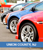 Auto Dealerships in Union County, NJ