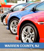 Auto Dealerships in Warren County, NJ