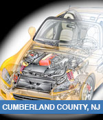 Automobile Service and Repair Shops In Cumberland County, NJ