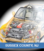 Automobile Service and Repair Shops In Sussex County, NJ