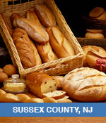 Bakeries In Sussex County, NJ