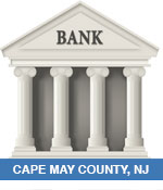 Banks In Cape May County, NJ