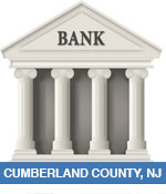 Banks In Cumberland County, NJ