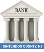 Banks In Hunterdon County, NJ