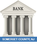 Banks In Somerset County, NJ