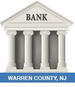 Banks In Warren County, NJ