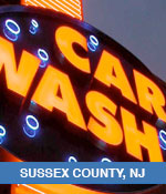 Car Washes In Sussex County, NJ