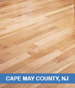 Flooring Services and Sales In Cape May County, NJ