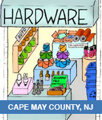 Hardware Stores In Cape May County, NJ