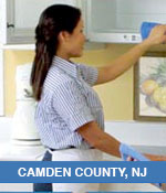 Home and Office Cleaning Services In Camden County, NJ