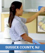 Home and Office Cleaning Services In Sussex County, NJ