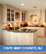 Kitchen & Bath Services In Cape May County, NJ