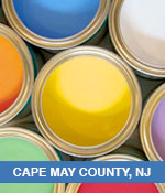 Painting Services In Cape May County, NJ