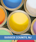 Painting Services In Sussex County, NJ