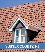 Roofing Services In Sussex County, NJ