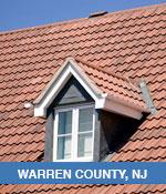 Roofing Services In Warren County, NJ