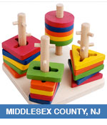 Toy and Hobby Shops in Middlesex County, NJ