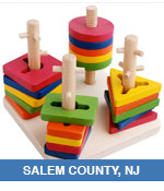 Toy and Hobby Shops in Salem County, NJ