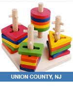 Toy and Hobby Shops in Union County, NJ