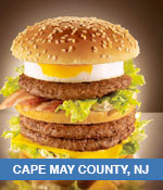 American Restaurants In Cape May County, NJ