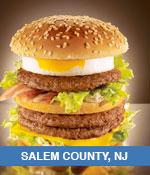 American Restaurants In Salem County, NJ