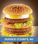 American Restaurants In Sussex County, NJ