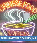 Chinese Restaurants In Burlington County, NJ