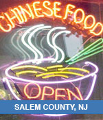 Chinese Restaurants In Salem County, NJ