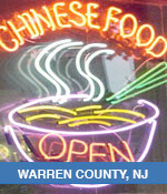 Chinese Restaurants In Warren County, NJ
