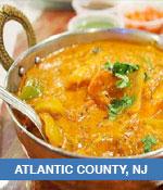 Indian Restaurants In Atlantic County, NJ