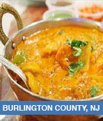 Indian Restaurants In Burlington County, NJ